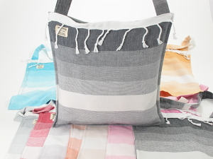 Tango Turkish Towel Bag