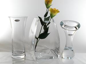 Flared vases